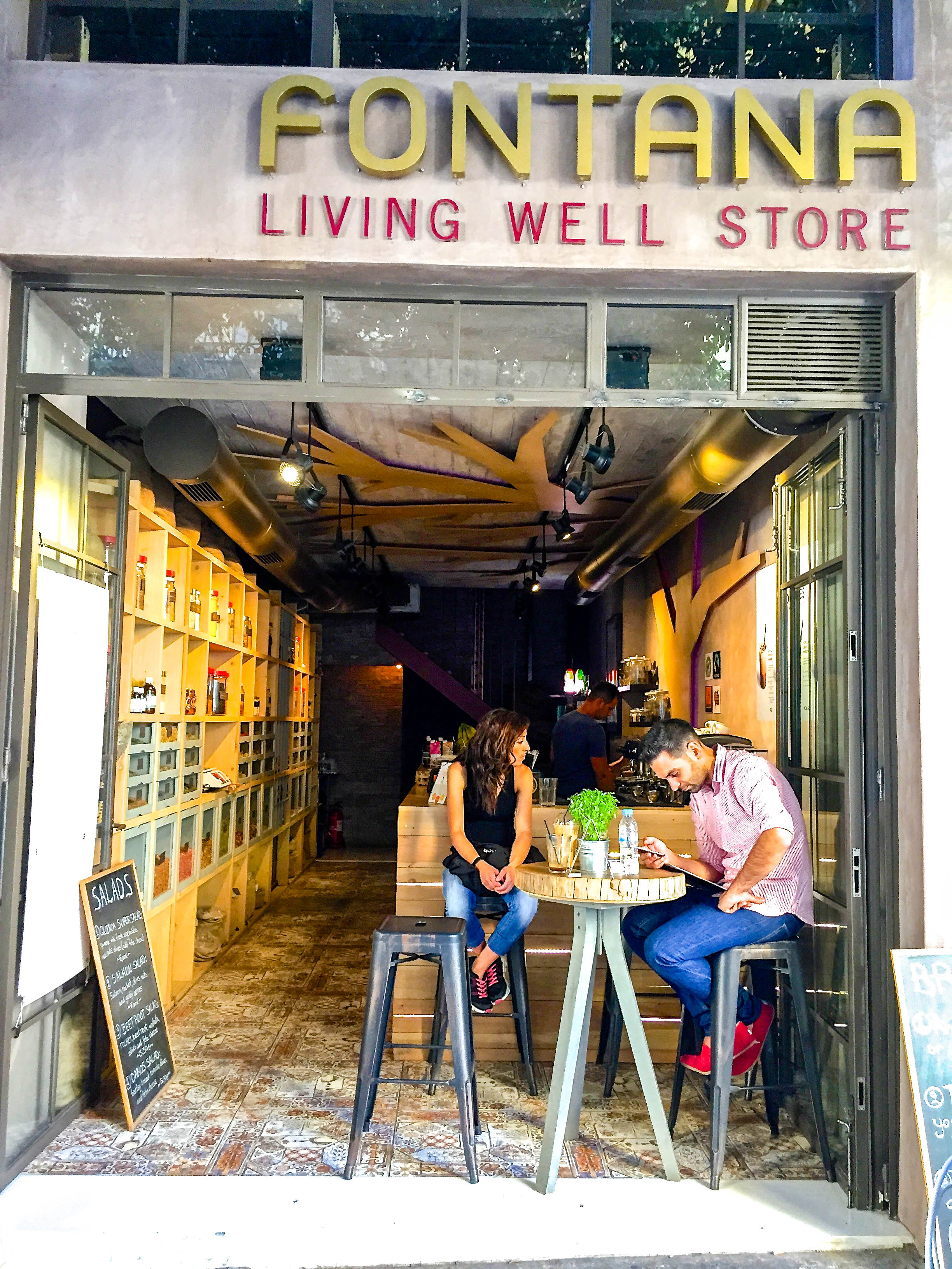 5 Healthy & Cheap Eats in Athens