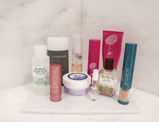 Current Favorite Travel Beauty Products - Europe Trip Edition