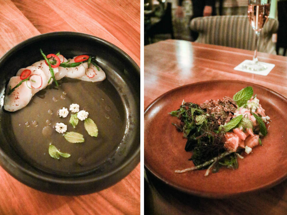 Dining Review: The MED Restaurant at La Valencia Hotel