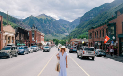 Travel Guide: Telluride, Colorado at Element 52