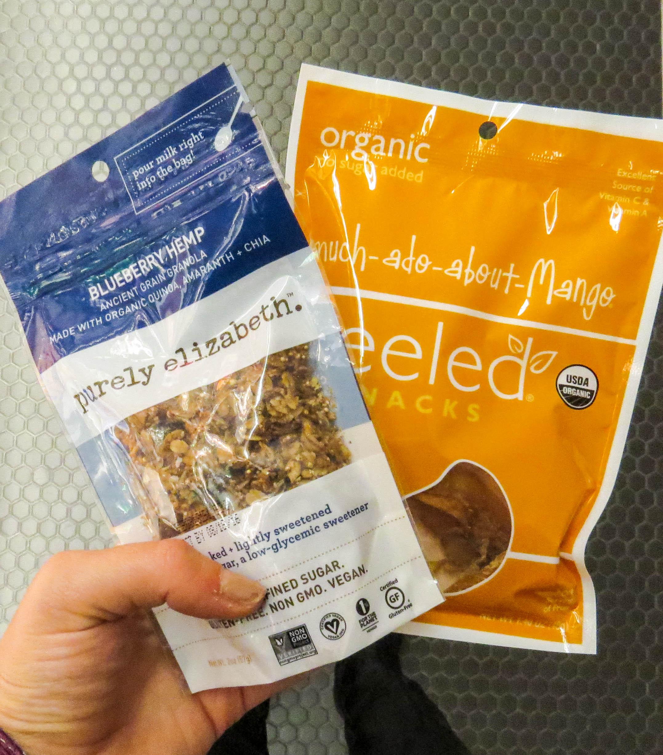 Healthy Eats at Reagan Washington Airport