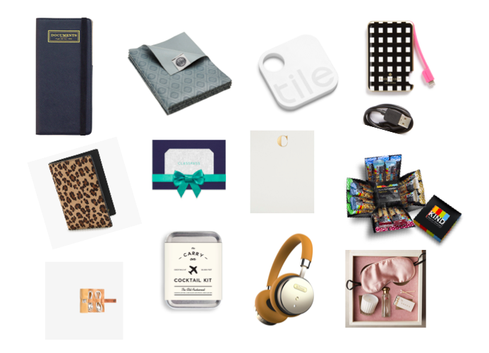 Holiday Gift Guide For The Healthy, Trendy, Business Traveler