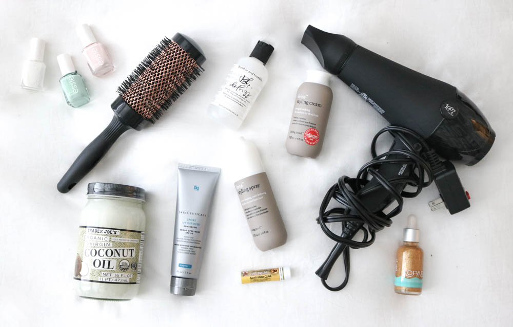 Essential Beauty Products To Pack For Tropical Weather