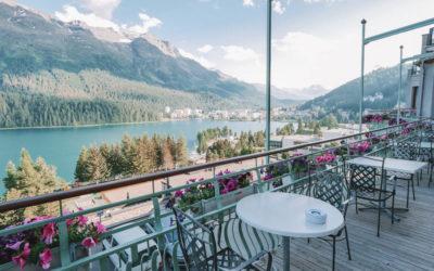 Bucket List Hotel: Badrutt's Palace in St. Moritz, Switzerland